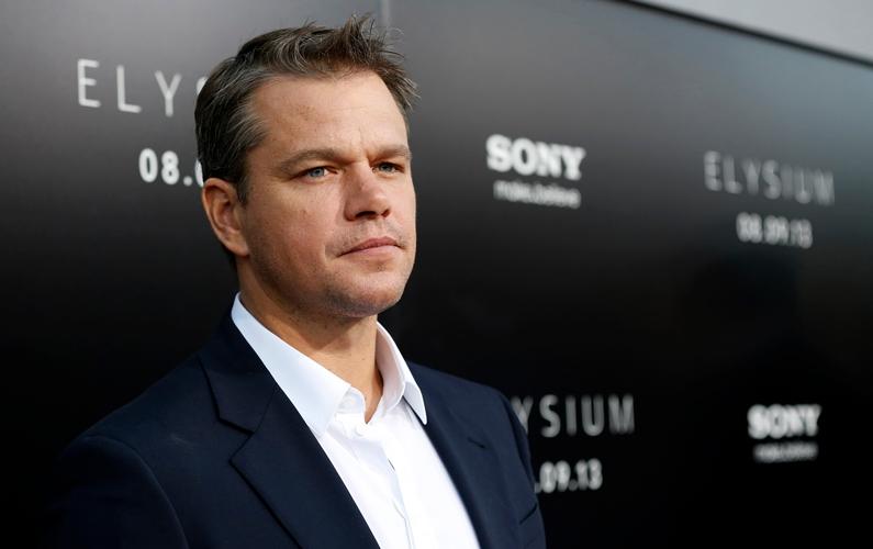 Matt Damon to receive Stanley Kubrick Britannia Award