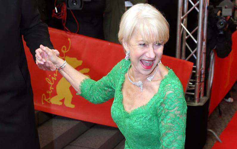 50 Cent flirted with Helen Mirren at red carpet