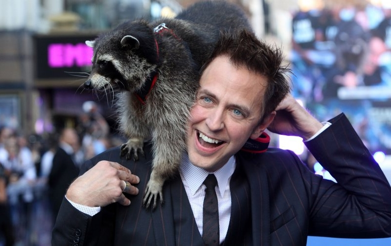 James Gunn completes first draft of 'Guardians of the Galaxy 3'