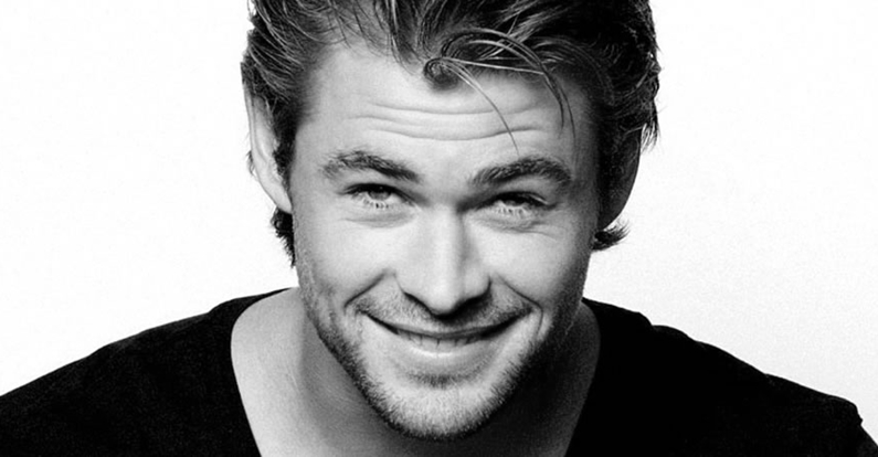 I'm the luckiest guy in the world: Chris Hemsworth