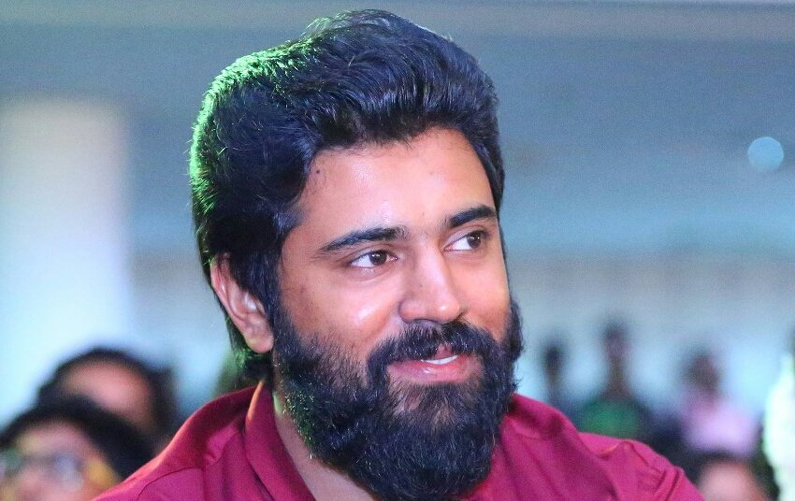 Nivin Pauly getting trained in Kalaripayattu for 'Kayamkulam Kochunni'