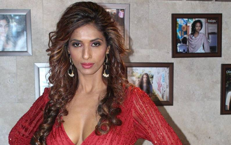 Sandhya Shetty in Priyadarshan's project