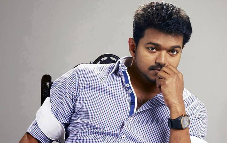 I'm against abuse of women: Actor Vijay