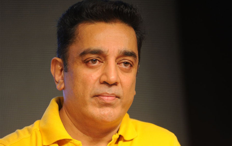 Attacking Periyar's statue was to divert attention: Kamal Haasan