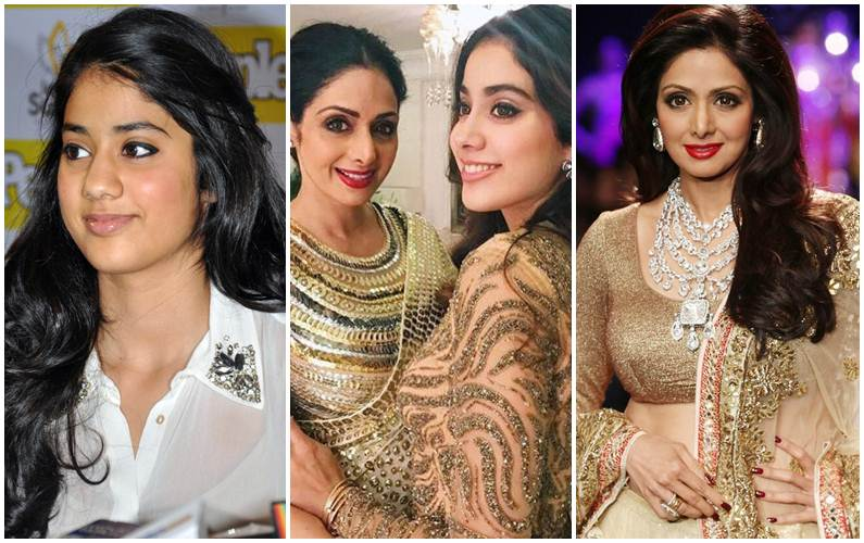 Language won't be a barrier for Jhanvi's debut: Sridevi