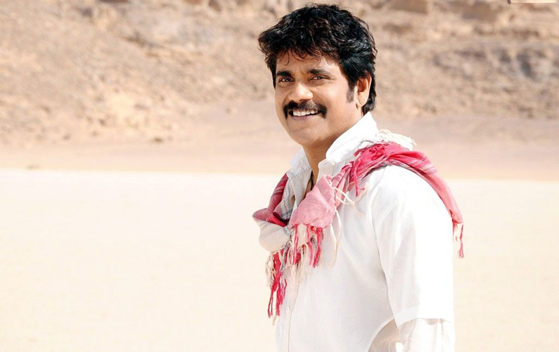 Nagarjuna happy with response to son's 'Hello'