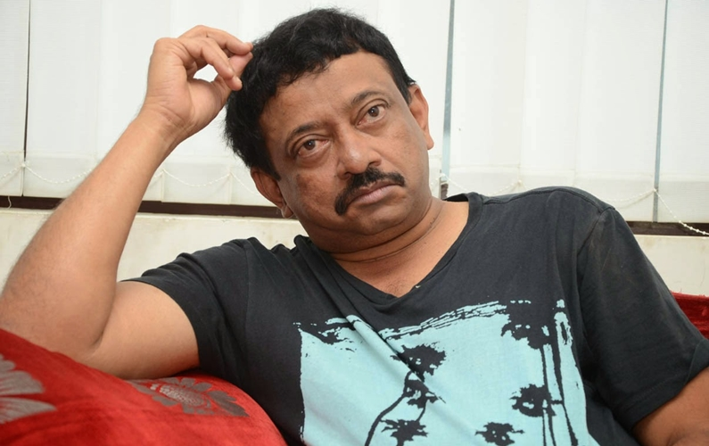 Sri Reddy has become national celebrity: RGV