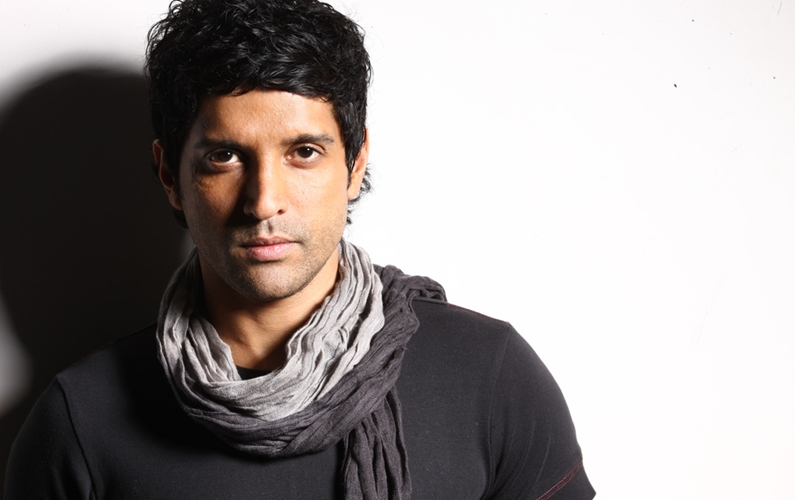 Farhan Akhtar getting in shape for his next
