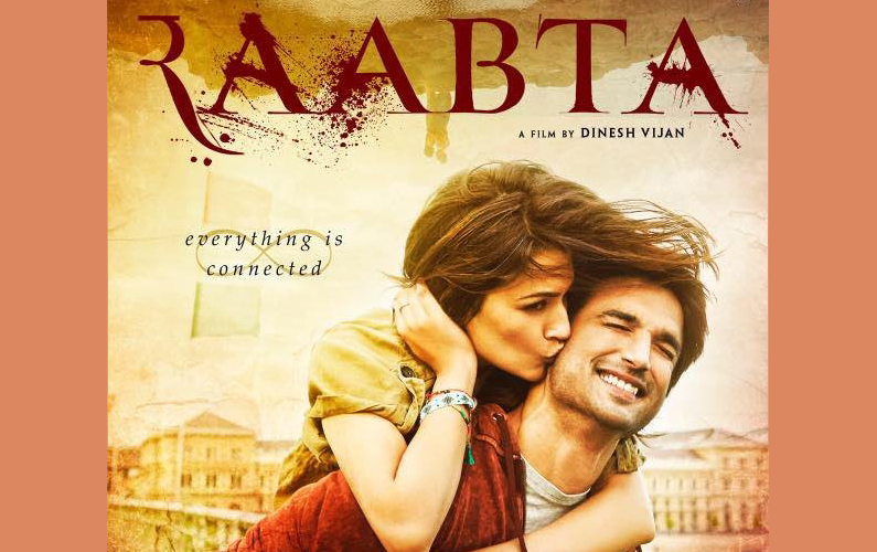 'Raabta' pays tribute to DDLJ
