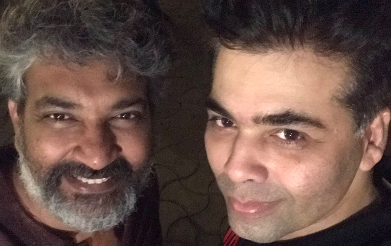 Honour to collaborate with S.S. Rajamouli: Karan Johar