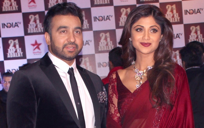 Shilpa's name dragged in business row to create hype: Raj Kundra
