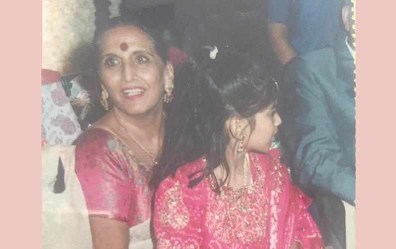 Sonam Kapoor's maternal grandmother passes away