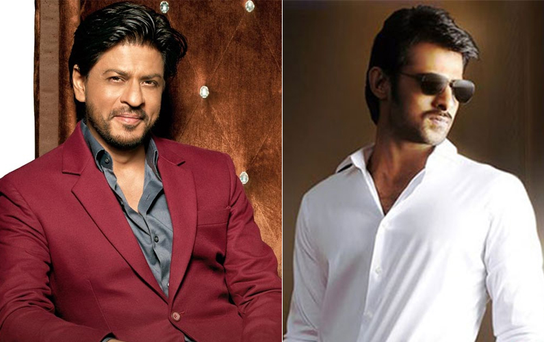 Prabhas is amused by rumours of SRK's cameo in 'Baahubali: The Conclusion'