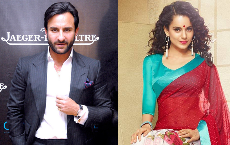 Saif cheated on a partner, Kangana went lesbian, KWK reveals secrets