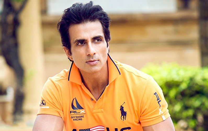 Sonu Sood gets nostalgic over first train pass