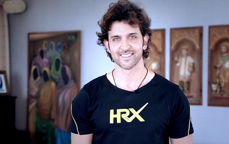Hrithik judges his films with first copy itself