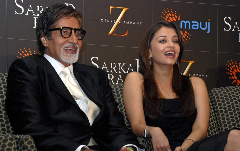 Balki's project with Big B, Aishwarya which didn't take off