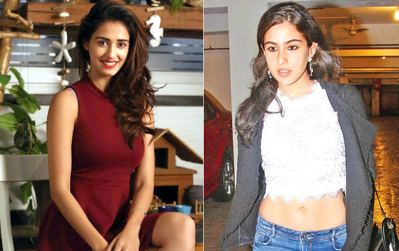 Disha Patani denies replacing Sara Ali Khan in 'SOTY2'