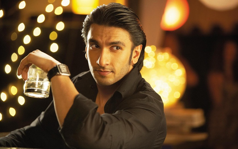 Ranveer Singh slips into denim range by condom brand