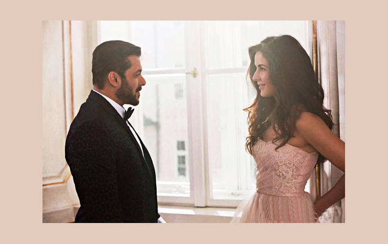 Salman, Katrina 'back together'