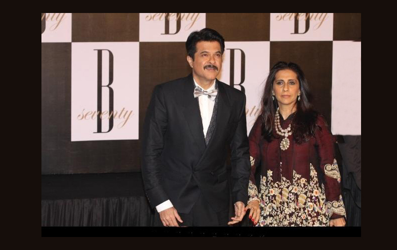 Anil Kapoor finds peace, sanity in wife