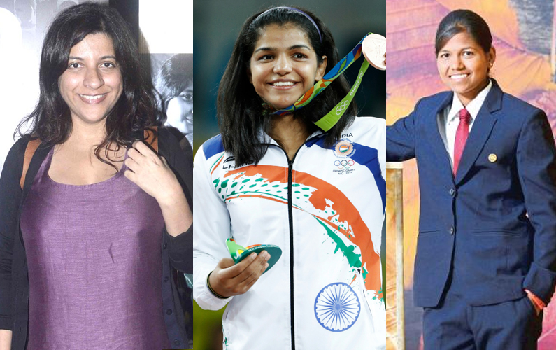 Women achievers face more social scrutiny: Celebrities