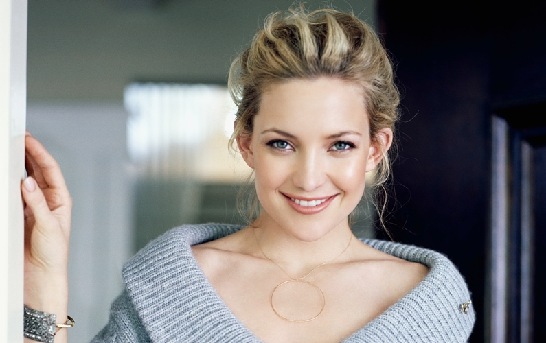 Kate Hudson 'old school' in dating