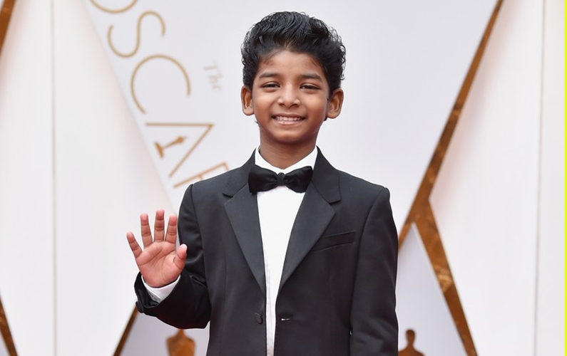 Sunny Pawar roars like 'The Lion King' at Oscars
