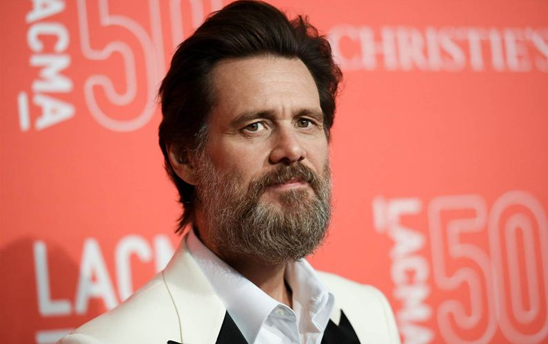 Jim Carrey cherishes guitar from Chris Cornell