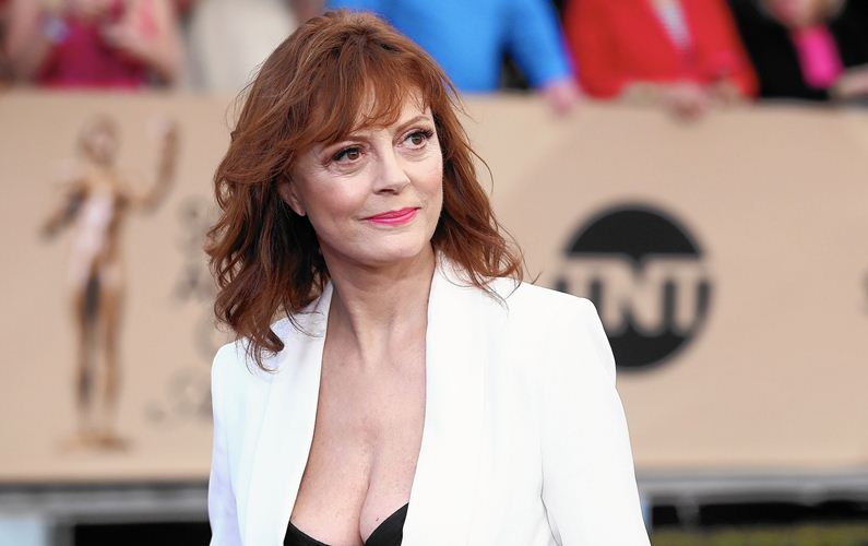 Susan Sarandon's secrets to look young