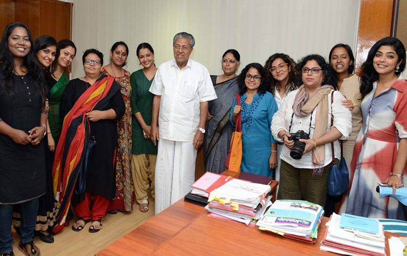 Kerala CM assures new women's film body to look into issues