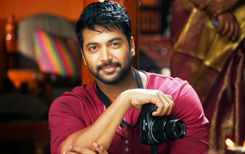 Jayam Ravi to train in horse riding, sword fighting