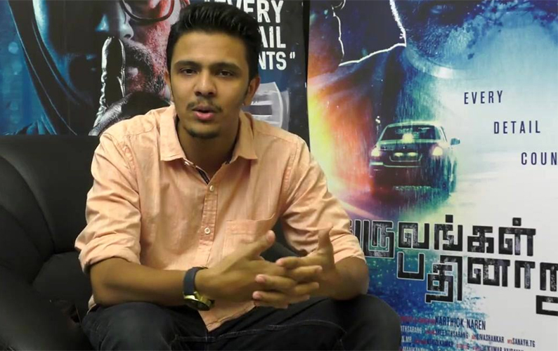 Won't direct Telugu remake of 'Dhuruvangal Pathinaaru': Karthick