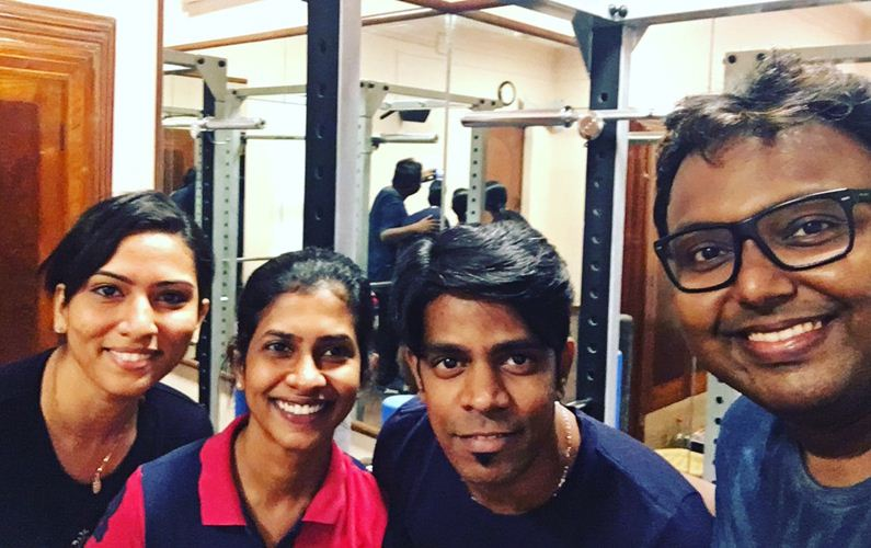 Making the impossible possible: Imman on weight loss
