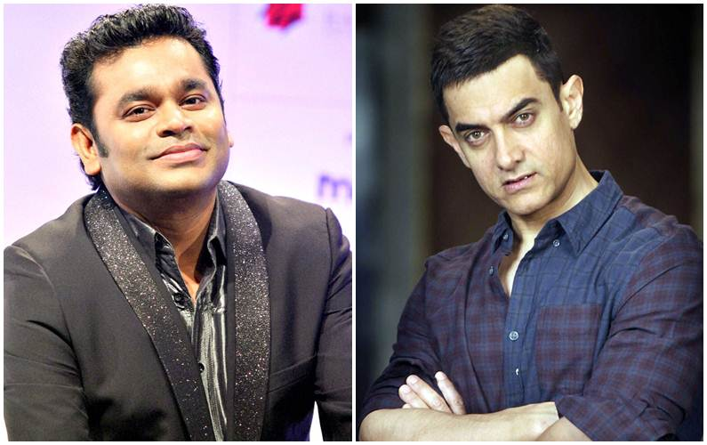 Rahman congratulates Aamir for success of 'Dangal' in China