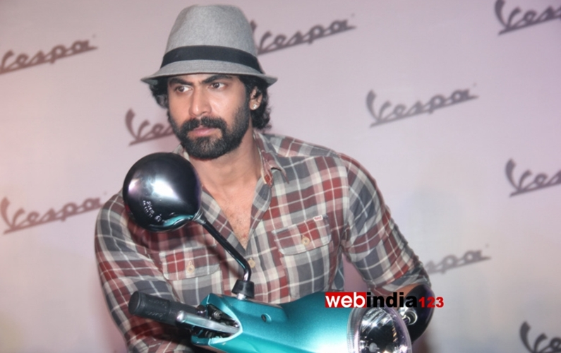 Proud, honoured to have worked with Kajal: Rana Daggubati