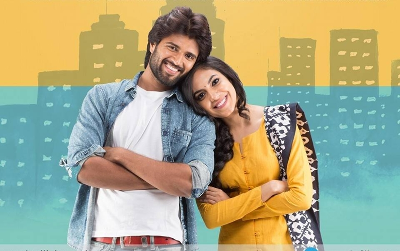 Pellichoopulu success has helped 'Arjun Reddy' gain attention