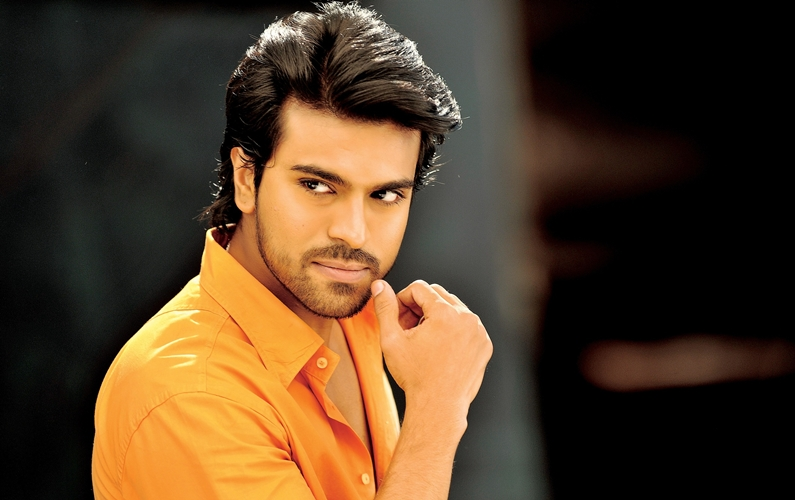 Ram Charan shoots amid tough conditions for 'Rangasthalam'