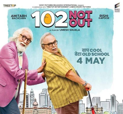 '102 Not Out' to release in Russia