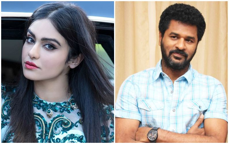 Adah happy to debut in Tamil cinema with Prabhudheva