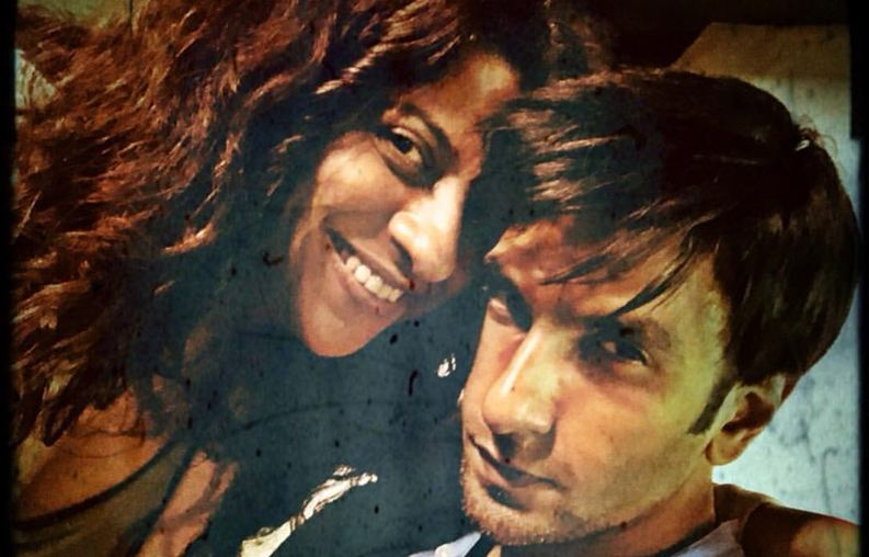 Ranveer thanks Zoya Akhtar for 'Gully Boy'