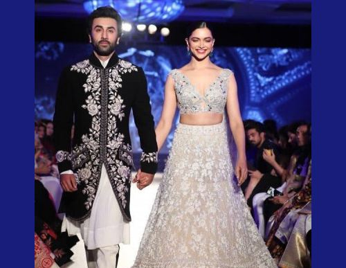 Ranbir, Deepika dazzled ramp of 'The Walk of Mijwan'