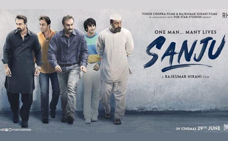 Sanjay Dutt's biopic titled 'Sanju'