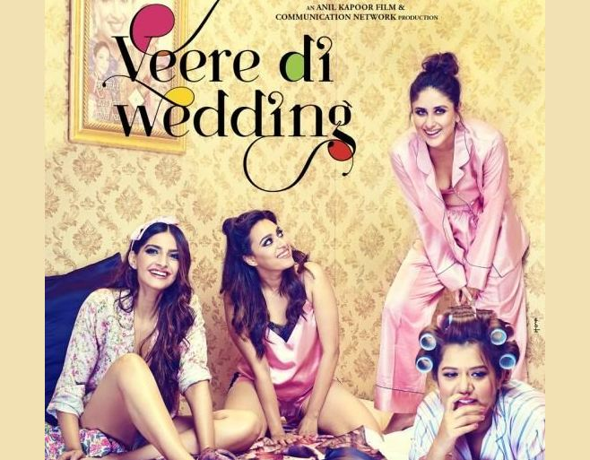 'Veere Di Wedding' sparkles with chick splendour