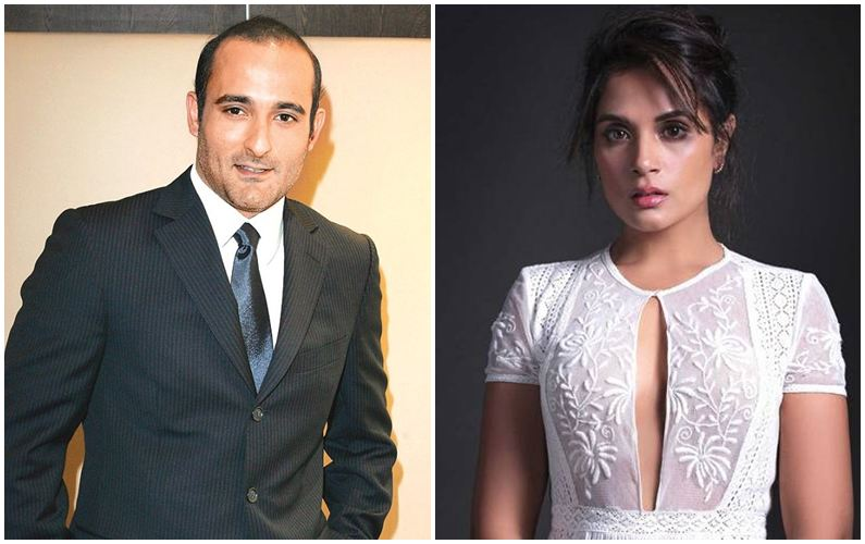 Akshaye, Richa to star in film on misuse of rape laws