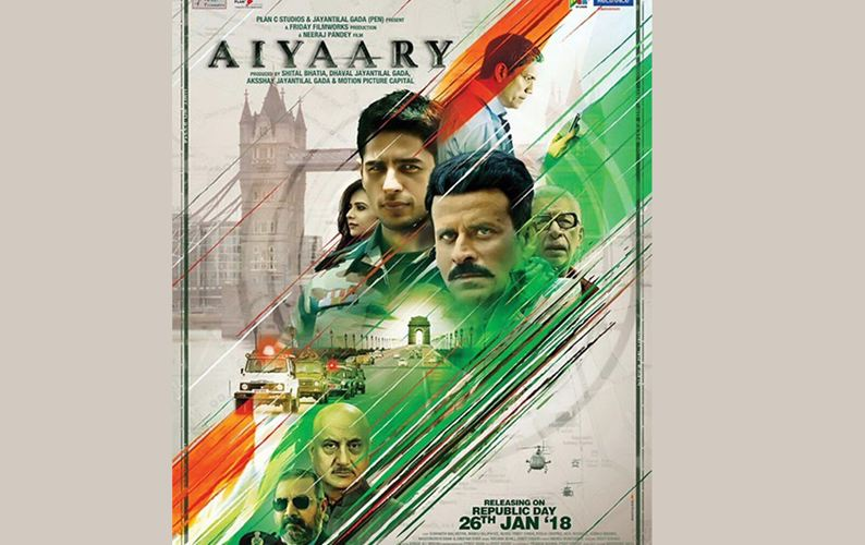 'Aiyaary' stars happy with audience response