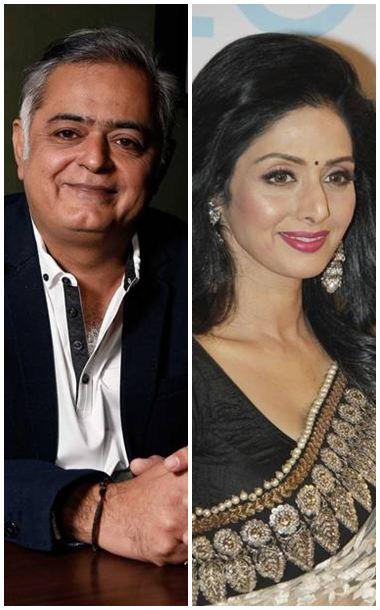 I will always regret not approaching Sridevi: Hansal Mehta