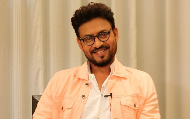 'Irrfan Khan is in good spirits'