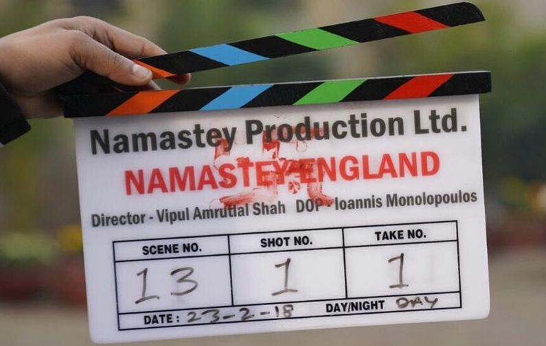 Parineeti, Arjun start shooting for 'Namastey England'