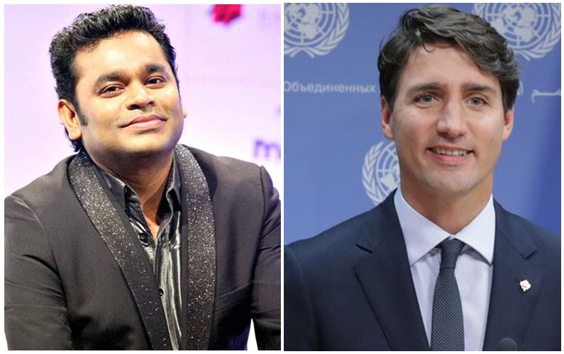 I'm sure you'll enjoy Indian hospitality: Rahman to Trudeau